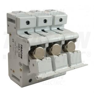 Poistkový odpínač HBA-3P-100 PV22 Tr.
