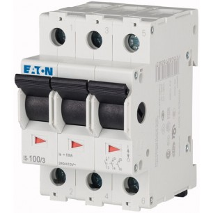 Spínač DIN EATON IS-100/3 (276284)