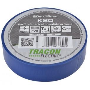 Izolačná páska 18mm/20m PVC mod. (K 20)