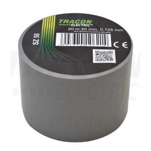 Izolačná páska 50mm/20m PVC sivá (SZ 50)