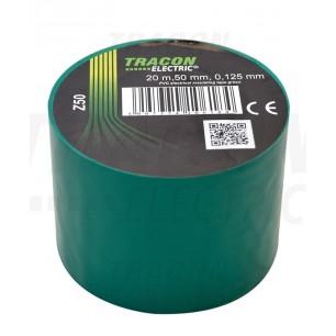 Izolačná páska 50mm/20m PVC zel. (Z 50)