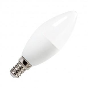 Žiarovka. LED E14 8W/6000 (ZLS 704) svie. Ned