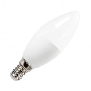 Žiarovka. LED E14 8W/3000 (ZLS 714) svie. Ned