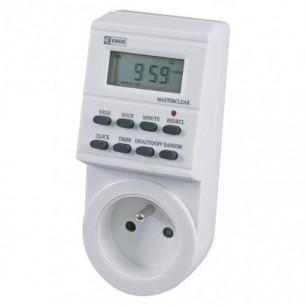 Časové spínacie hodiny do zásuvky (P5501) 7-d digitálne