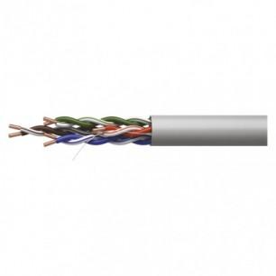 Kábel UTP-4P CAT 5 E (4x2x0,5) plné jadro Cu (S9121)