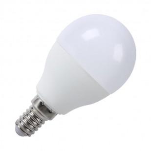 Žiarovka. LED E14 8W/6000 (ZLS 804) ilum. Ned