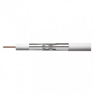 Koaxiálny kábel 75 RG 6 - (CB135) pena