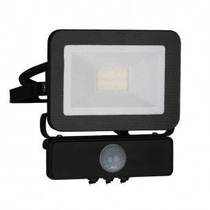 Reflektor LED Ned 10W/4000K IP54 (LF2021 S) + senzor