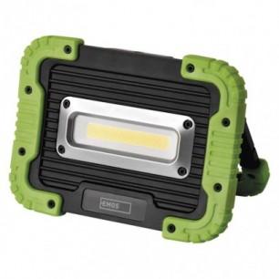 Reflektor LED pracovný nabíjací USB 10W (P4533)
