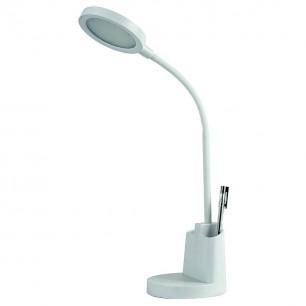 Svietidlo stolné LED ANABEL 8W stmiev. DL1206/W