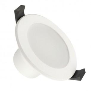 Podhľad LED LDL153 DR7W/4000 IP44 biela