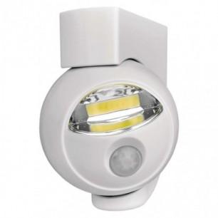 Svietidlo nočné (P3311) 3W LED / 3xAAA + senzor pohybu