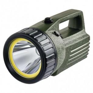 Ručné svietidlo nabíjacie P2308 LED 10W + COB