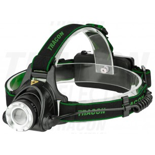 Čelovka HL500 B nabíjacia fokus TR