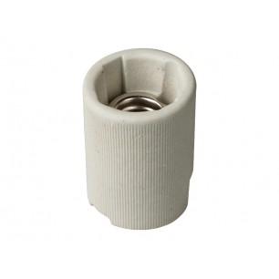 Objímka E14 porcelán
