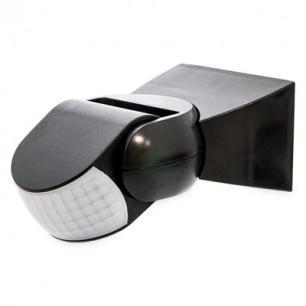 Senzor pohybu DR-04B čierny