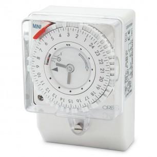 Časové spínacie hodiny MINI QRD (24h) FIRN denné mechanické