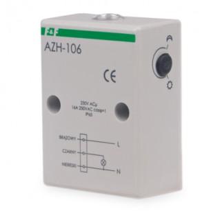 Súmrakový spínač AZH-106 (vtav.čidlo IP65)