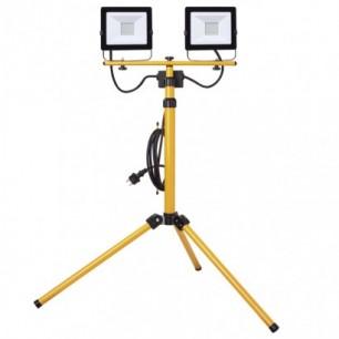 Reflektor LED ZS2231.2 2x30W stojan