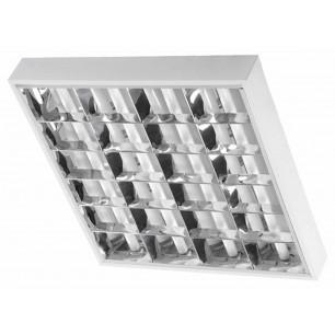 Svietidlo kancelárske LED ORI 4x T8/60cm (GXRP039)