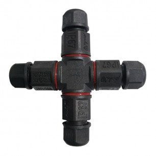 Spojka káb. rozboč. PVC (CW134) 3x1,5 IP65