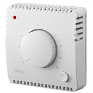Termostat PT04 elektronický + ind.
