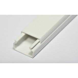Lišta LV 15x10 biela (D1001K)