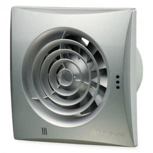 Ventilátor VENTS 100 QUIET Aluminium