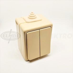Spín.VDT č.5 (3553-05929 D) ABB béž.