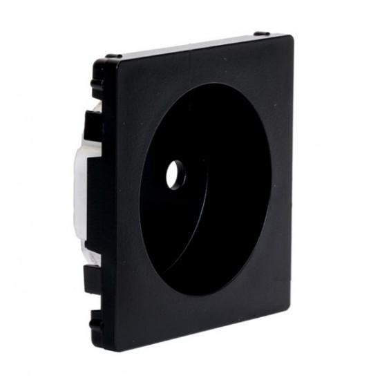 VALENA LIFE kryt-zásuvky (756302) čierny