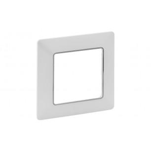 VAL. LIFE rám 1x (754031) biely/chrom